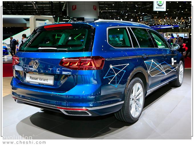 大众帕萨特纯电版车型信息 明年量产/后年上市