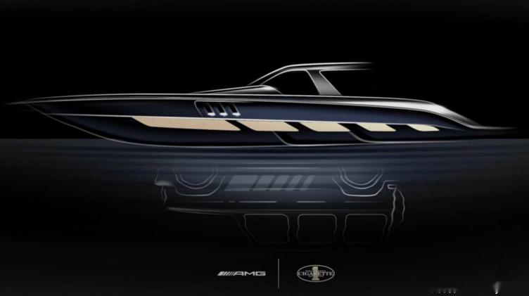 Cigarette Racing将与奔驰合作打造以G级为灵感的全新游艇