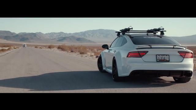 接近原厂才是好宽体 - Audi S7 姿态改装