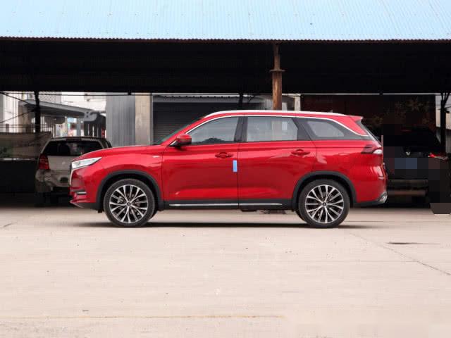 2020款长安SUV上市,10万可入手,开启国产SUV新纪元