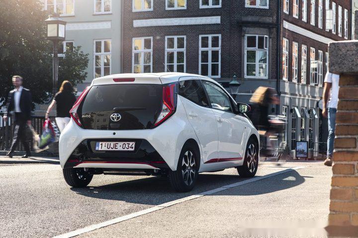 将于 2021 年换代 新一代丰田 Aygo 将推出插电混动版