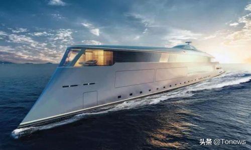 被谣传以6亿美元价格卖给比尔盖茨,这艘氢动力游艇有什么特别?