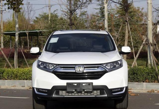 本田CRV提车记,车主提车10个月后,发表了用车感受!