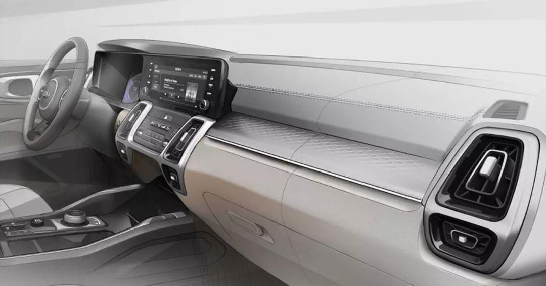 这台大空间SUV即将发布,配置很丰富,内饰科技感十足