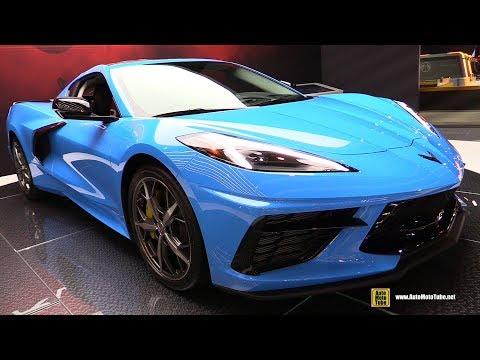 全新2020款雪佛兰Corvette C8,60小时在日本售出300多辆