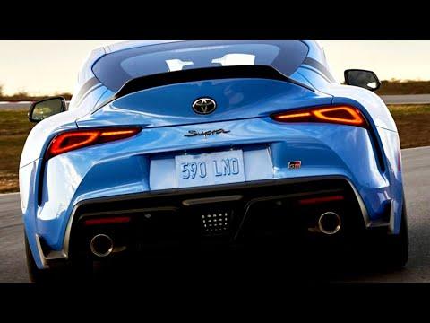 搭3.0T引擎,限量1000台,2021款丰田Supra特别版亮相!