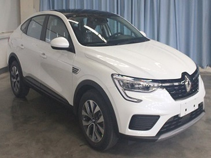 东风雷诺ARKANA申报图 定位紧凑级轿跑SUV