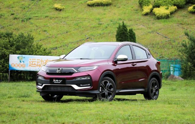 本田XR-V更新,价格不变,动力不变!招牌SUV有啥改动?