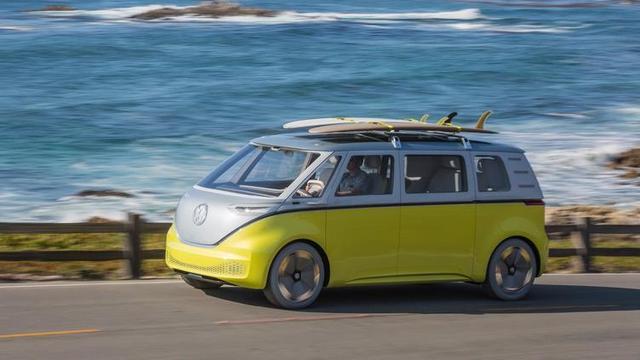 大众电动小货车将于2022年量产,或将成为ID家族一员