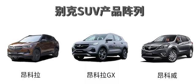 别克昂科拉GX-SUV市场又一王炸