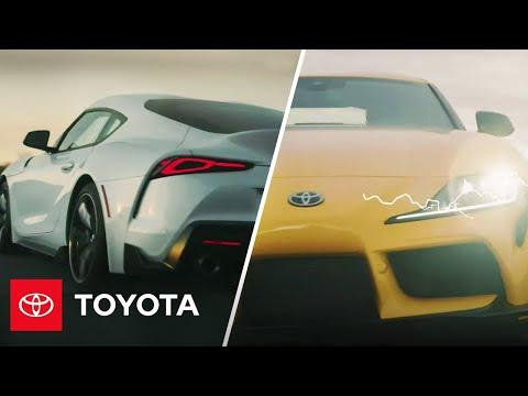 装备宝马发动机 丰田新款2.0T版GR Supra