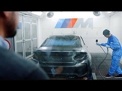 宝马近期正式推出M2 by FUTURA 2000艺术车型