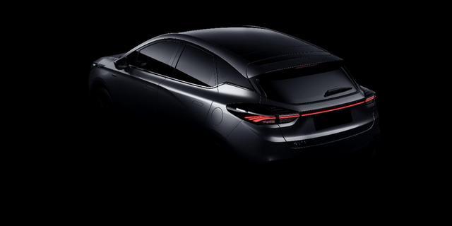 全球首款量产无人驾驶纯电SUV 命名几何C 你猜对了么