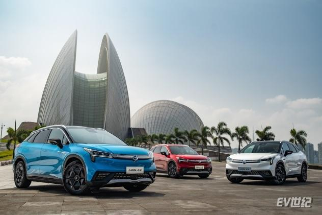 逆市持续走强 广汽新能源Aion以53%增幅引领新能源车市