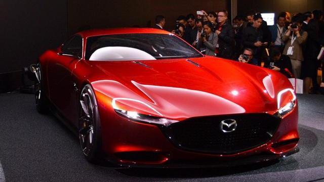 马自达要发力,1.6T转子引擎堪比奔驰4.0T的V8引擎,并完成了量产