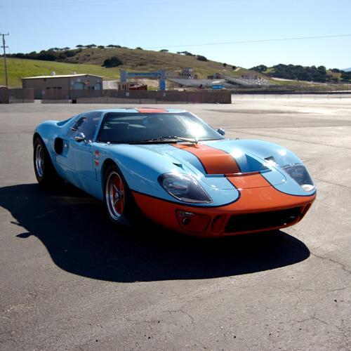 《极速车王》中击败法拉利的福特赛车,竟价值700万美元,了解下