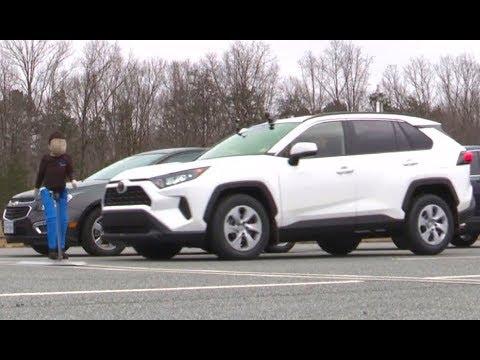 丰田 RAV4安全还是斯巴鲁森林人安全?做个测试就知道了