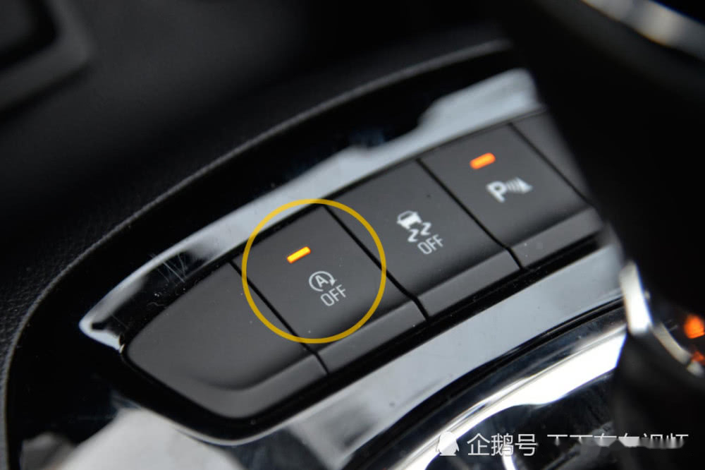 雷雨天气开车时,车内这个按钮要及时关闭,否则存在一定风险