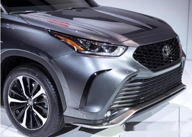 """性能版""""汉兰达""""即将上市,搭载3.5L V6发动机,无缘国内市场!"""