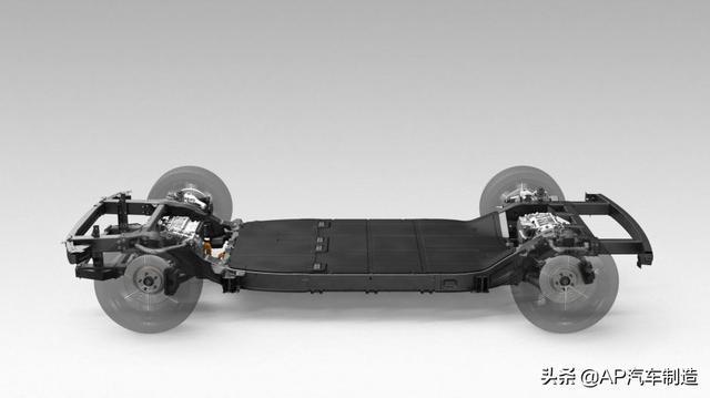 滑板架构:现代和Canoo开发电气平台|AP汽车制造