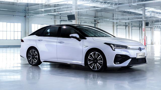 埃安持续热销 以科技创新为车市注入强心剂
