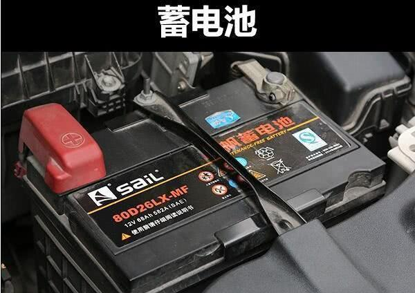 汽车蓄电池没电心慌慌?