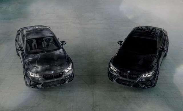 汽车遇上潮流艺术,涂鸦大师打造宝马M2艺术车
