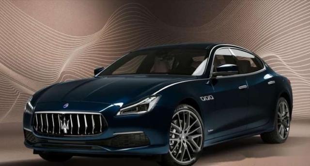 新改良的玛莎拉蒂Quattroporte和Levante将于7月开始生产