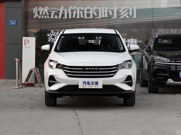中型SUV却卖着小型车的价,捷途X70M性价比分析