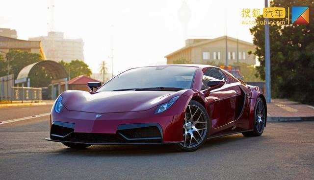 百公里加速3.1秒 纯电超跑Vega EVX将亮相日内瓦车展