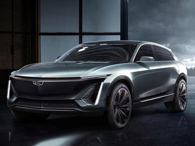 凯迪拉克首款纯电动跨界 SUV!或将于 4 月亮相