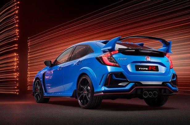 本田夏季将推出两款思域Type-R新车 限量版在欧洲只售100台