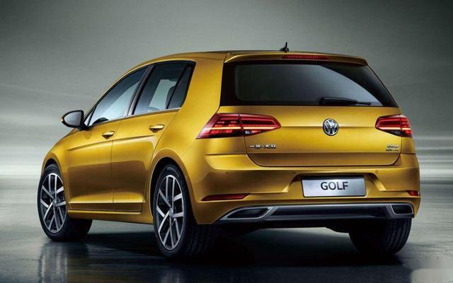 2020大众高尔夫上市销售,标配车载导航+倒车影像,搭1.2T/1.4T