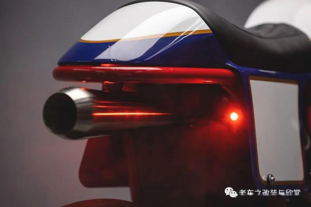 本田马格纳750改装欣赏