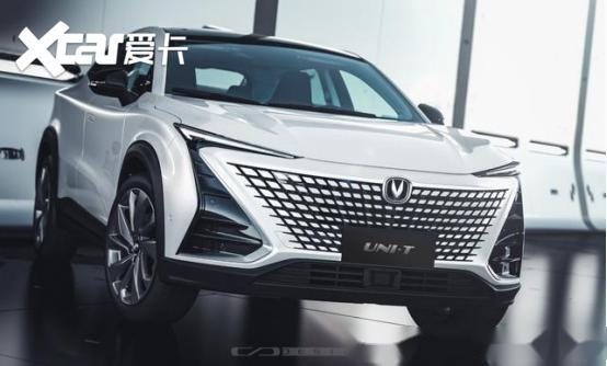 """长安全新系列(UNT)中文名为""""引力"""", 将在日内瓦车展亮相"""