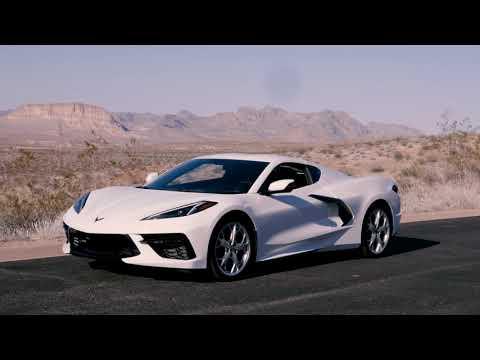 雪佛兰克尔维特Corvette Stingray ,这才是真正的五菱神车!