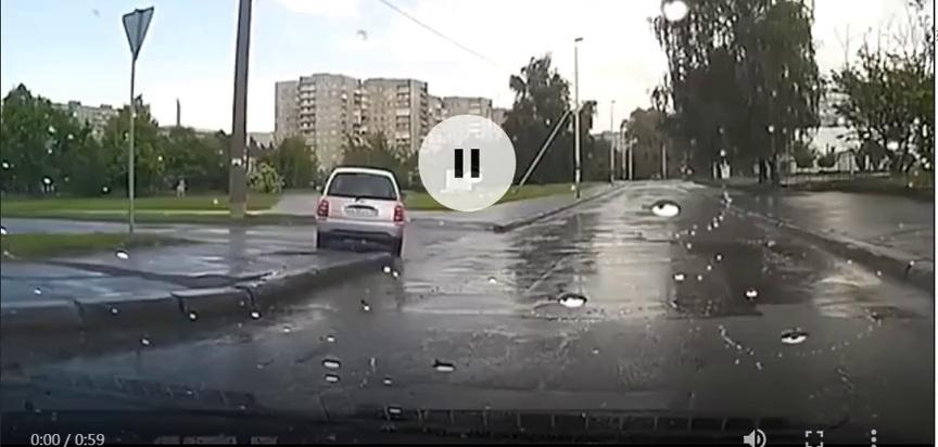 交通事故合集,这些事故让我们真正认识到事故的危害!