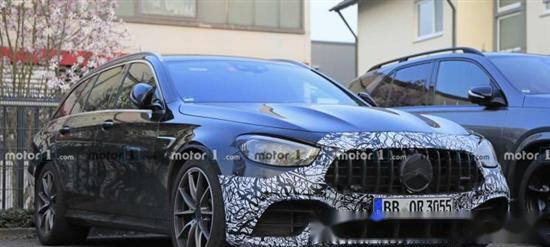 外媒曝光新款AMG E63 继续搭载4.0T V8