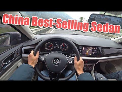 试驾第一视角:2019款上汽大众朗逸 ,中国最畅销的车之一