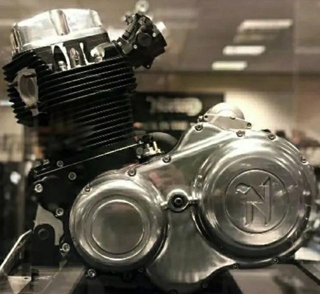 金浪同诺顿合作生产961cc发动机,未来有新的大排量国产车亮相