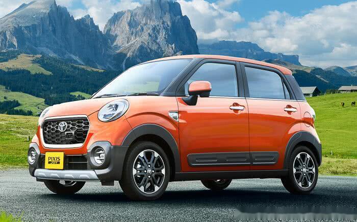 丰田全新家用小型车亮相!尺寸看齐铃木奥拓,售价或与铃木北斗星看齐!