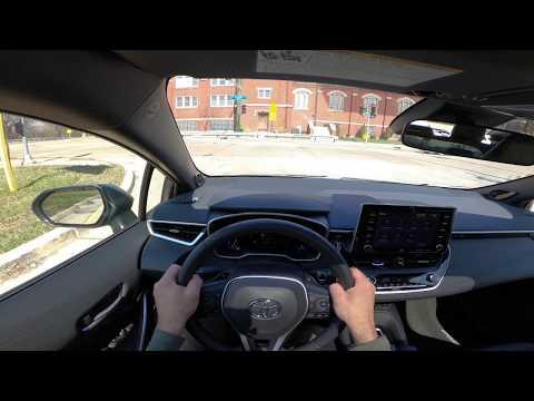 这款2020款卡罗拉大XSE,全面惊艳你,不再对其他车型感冒!