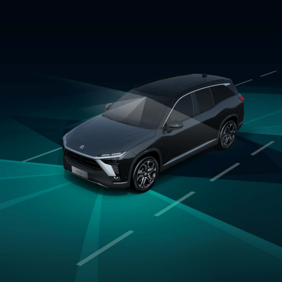蔚来发布NIO Pilot新款选装包,计划释放自动辅助导航驾驶功能