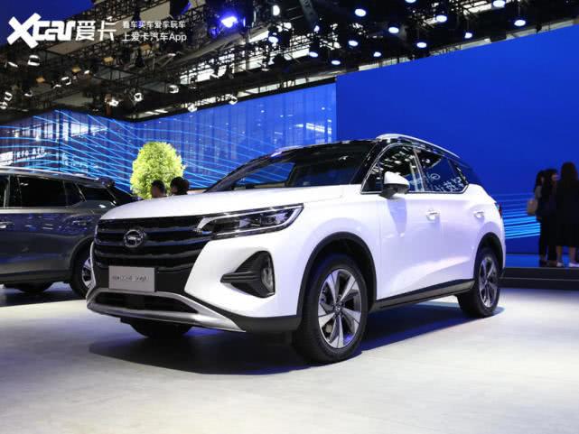 广汽传祺GS4 PHEV新消息 将4月16日上市