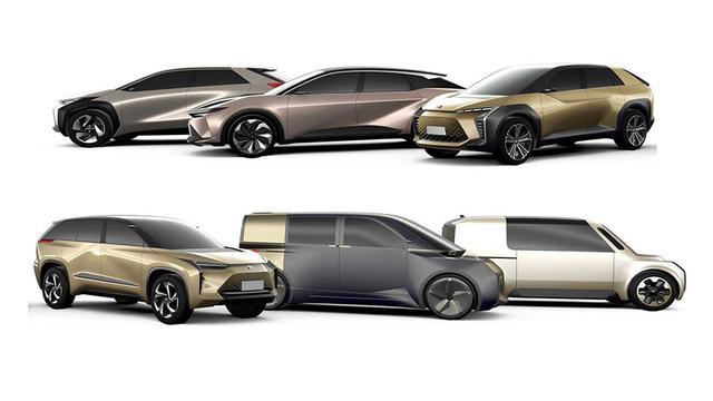 比亚迪,丰田成立新合资公司进行电动汽车研究