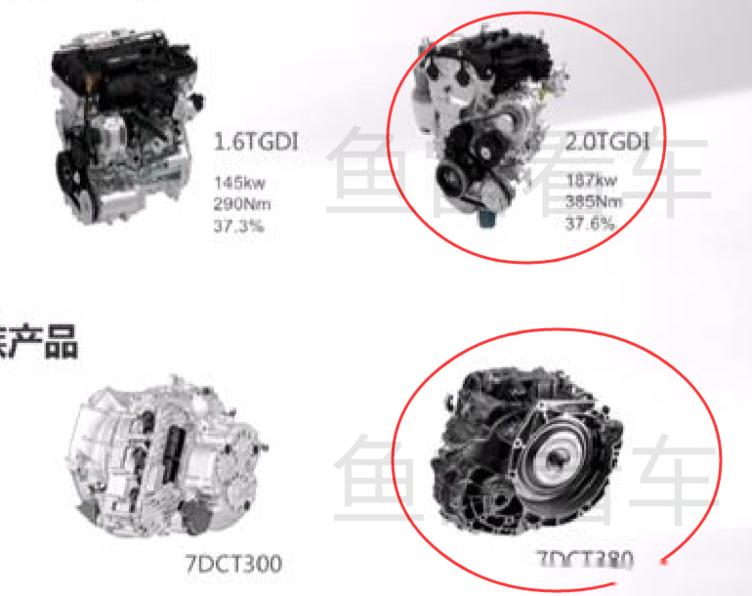星途VX首先搭载,奇瑞2.0TGDI发动机参数首曝,热效率再提升