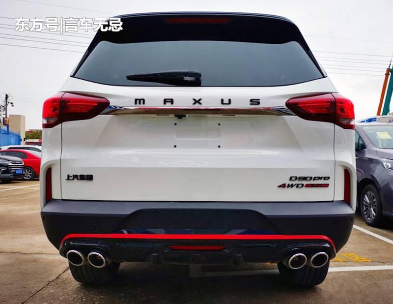 国产又一霸气SUV,双增压柴油发动机,最大输出480牛米扭矩