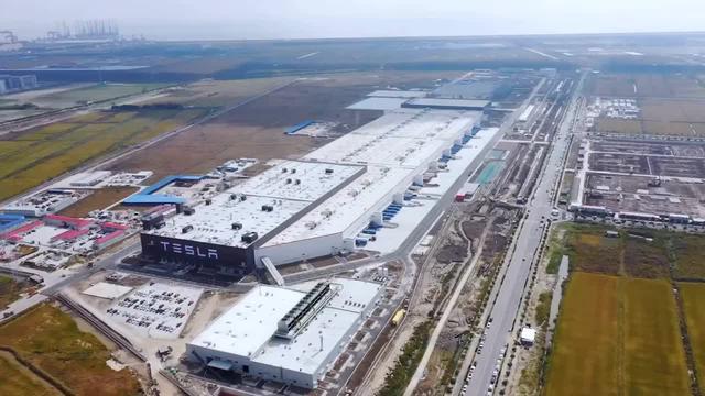 曝光了!特斯拉上海超级工厂全方位直击