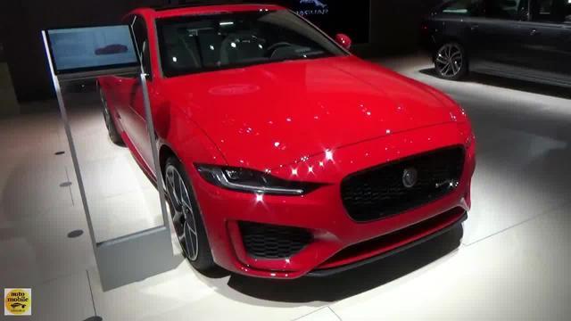 2020款全新捷豹XE,为极至驾驶乐趣而生,同价位里最有腔调的选择