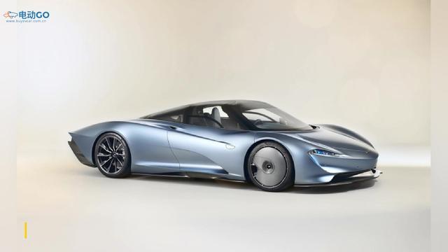 电动GO|迈凯轮Speedtail,配备双涡轮增压V8混合动力系统